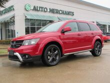 2018_Dodge_Journey_Crossroad FWD*BLUETOOTH CONNECTION,KEYLESS START,LEATHER SEATS!_ Plano TX