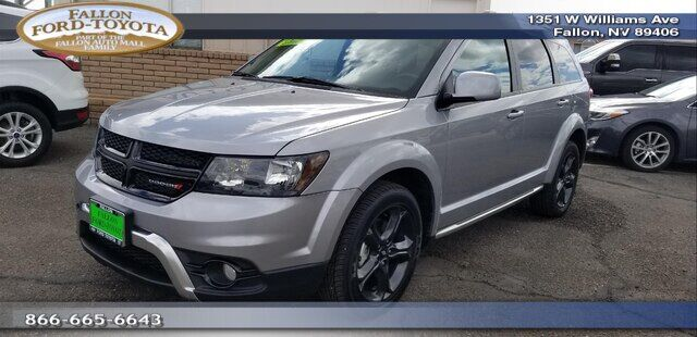 2018 Dodge Journey Crossroad Fallon NV