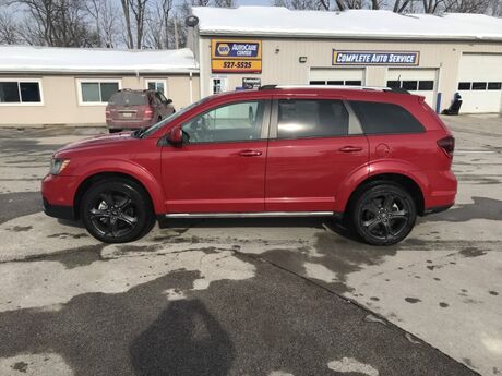 2018 Dodge Journey Crossroad Glenwood IA