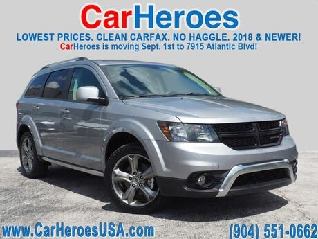 2018 Dodge Journey Crossroad Jacksonville FL