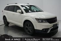 Dodge Journey Crossroad KEY-GO,19IN WHLS,3RD ROW STS 2018