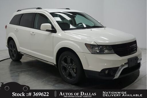 2018_Dodge_Journey_Crossroad KEY-GO,19IN WHLS,3RD ROW STS_ Plano TX