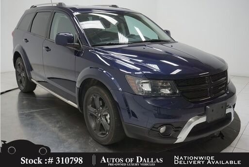2018_Dodge_Journey_Crossroad NAV,CAM,HTD STS,KEY-GO,19IN WLS,3RD ROW_ Plano TX
