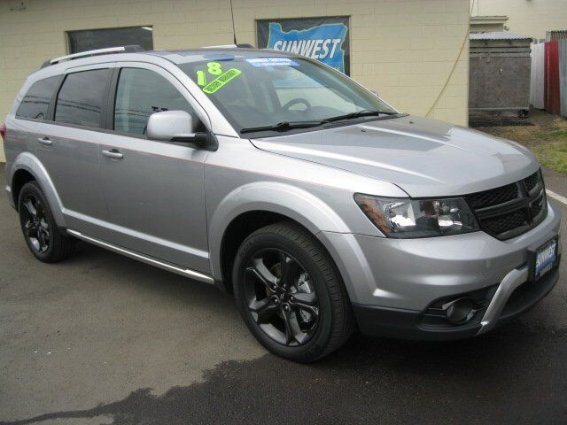 2018 Dodge Journey Crossroad Newport OR