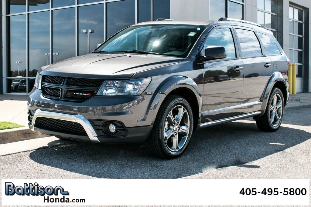 2018_Dodge_Journey_Crossroad_ Oklahoma City OK