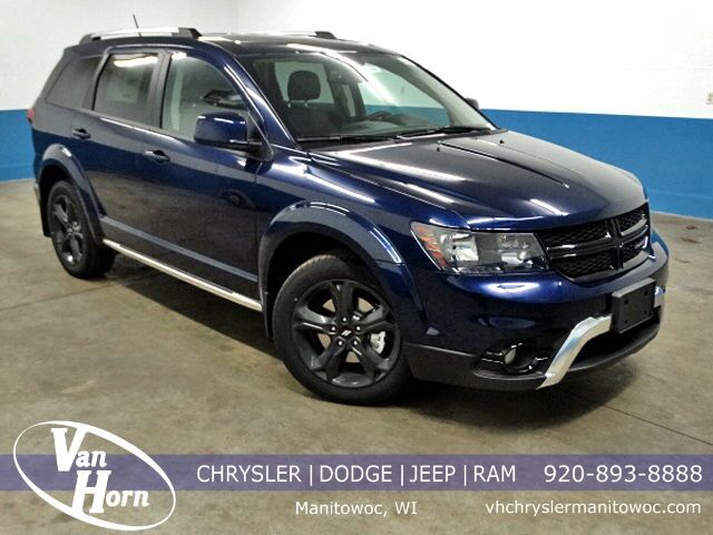 2018 Dodge Journey Crossroad Plymouth WI