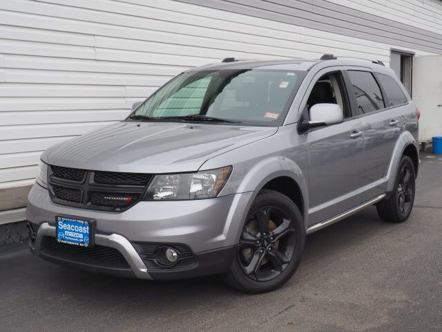 2018 Dodge Journey Crossroad Portsmouth NH