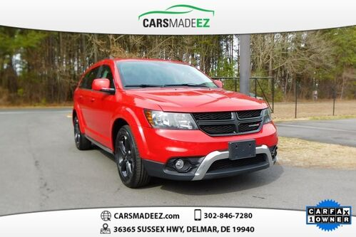2018_Dodge_Journey_Crossroad_ Salisbury MD