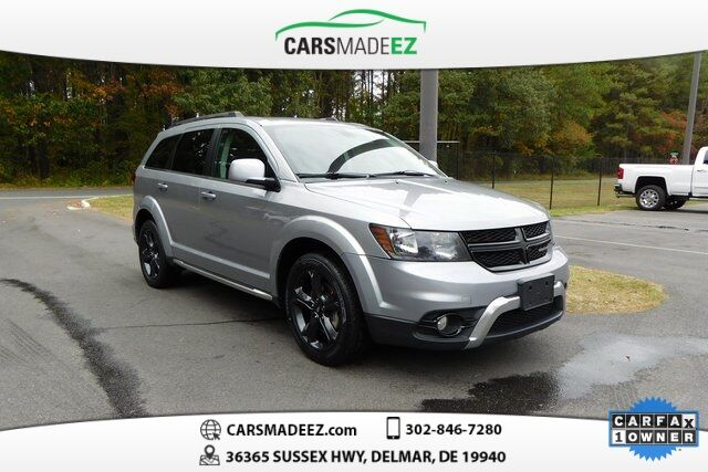 2018 Dodge Journey Crossroad Salisbury MD