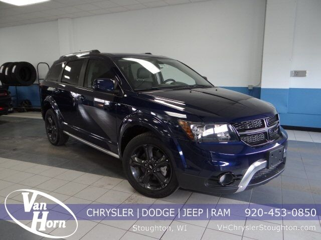 2018 Dodge Journey Crossroad Stoughton WI