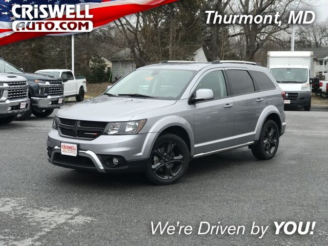 2018 Dodge Journey Crossroad Thurmont MD