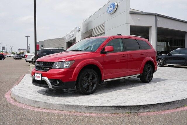 2018 Dodge Journey Crossroad Weslaco TX