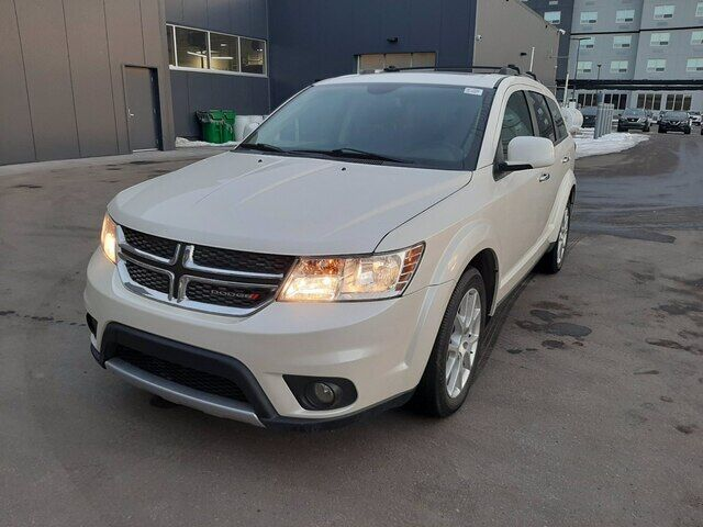 2018 Dodge Journey GT | AWD | LEATHER | *GREAT DEAL* Calgary AB