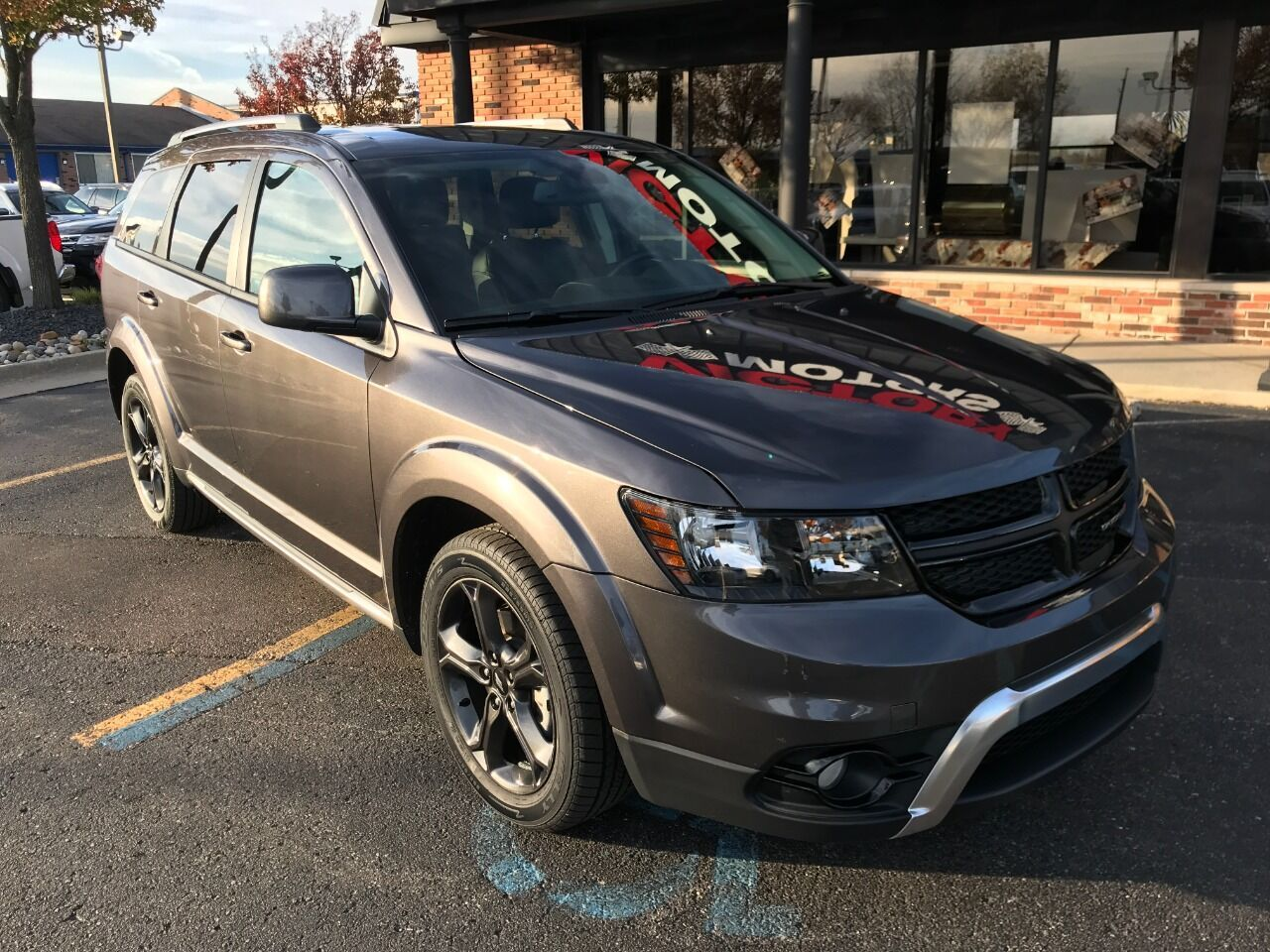2018 Dodge Journey GT AWD 4dr SUV Chesterfield MI