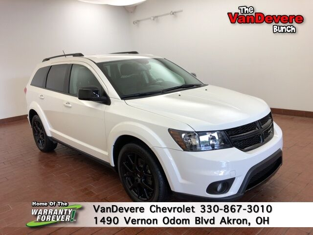 2018 Dodge Journey GT Akron OH
