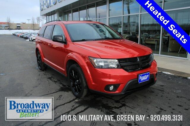 2018 Dodge Journey GT Green Bay WI