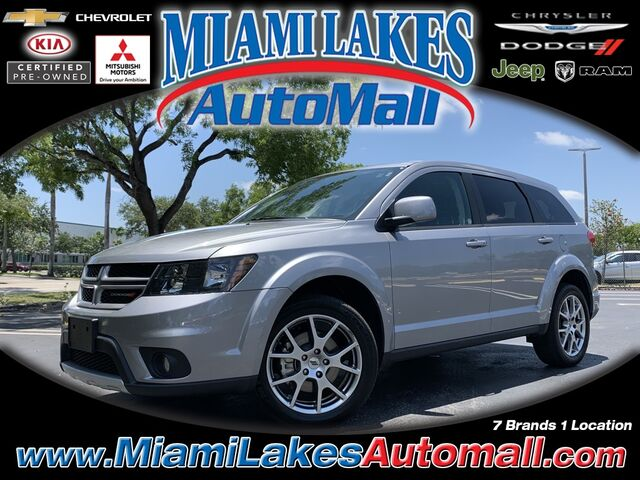 2018 Dodge Journey GT Miami Lakes FL