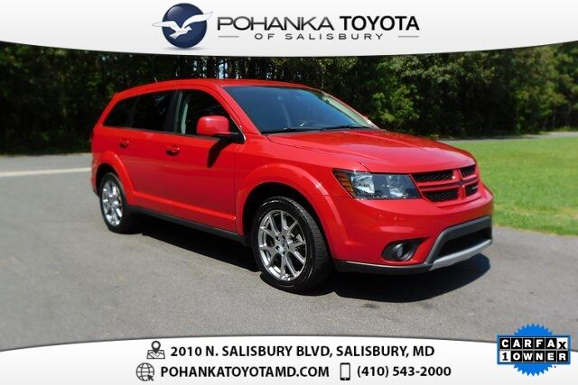 2018 Dodge Journey GT Salisbury MD