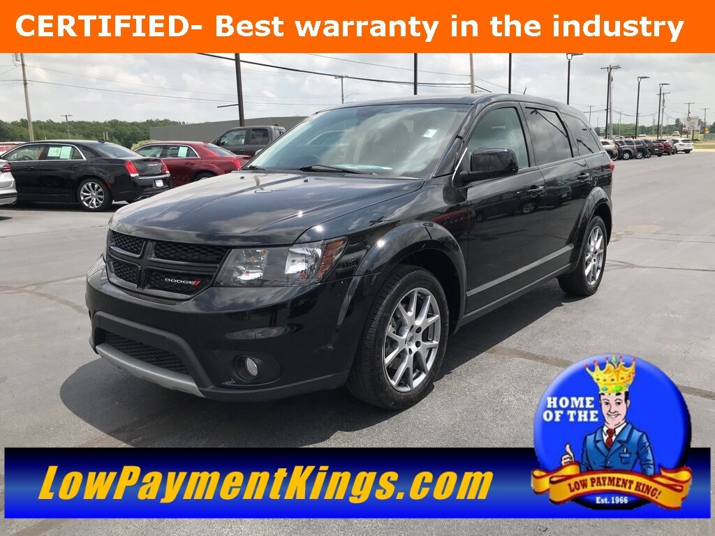 2018 Dodge Journey GT Shelby OH
