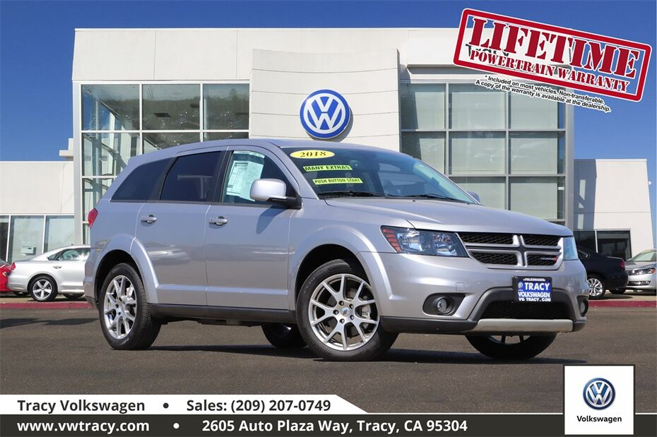 2018 Dodge Journey GT Tracy CA
