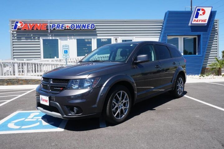 2018 Dodge Journey GT Weslaco TX