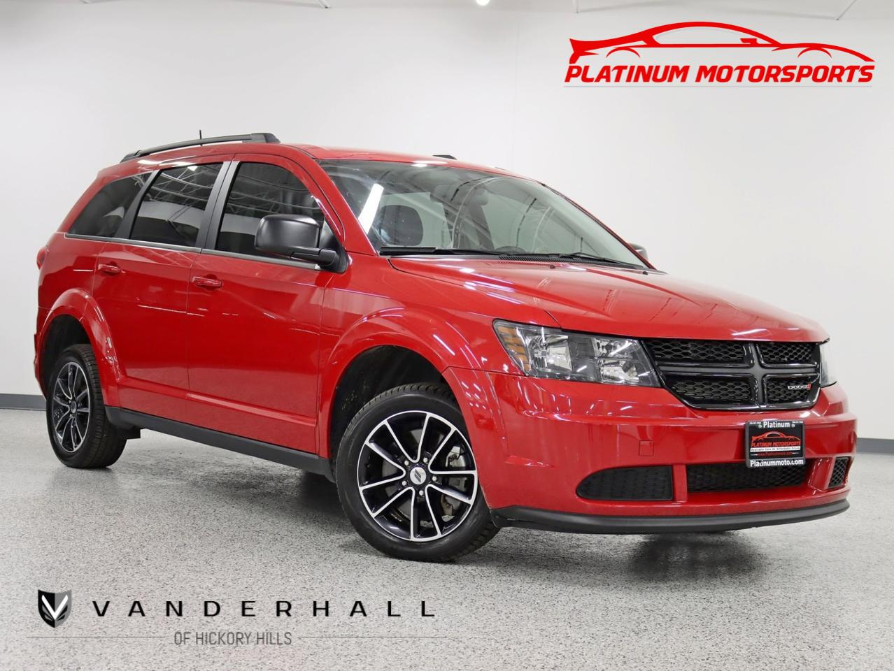 2018 Dodge Journey SE Blacktop Pkg AWD 1 Owner Hickory Hills IL