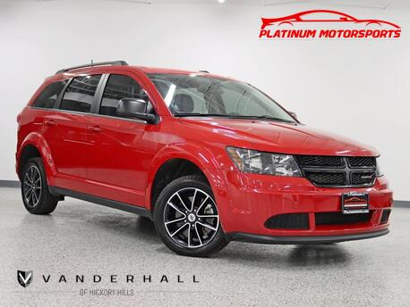 2018_Dodge_Journey_SE Blacktop Pkg AWD 1 Owner_ Hickory Hills IL