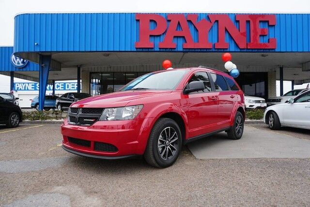 2018 Dodge Journey SE Brownsville TX