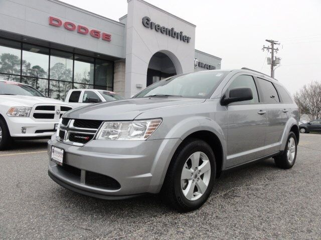 2018 Dodge Journey SE Chesapeake VA