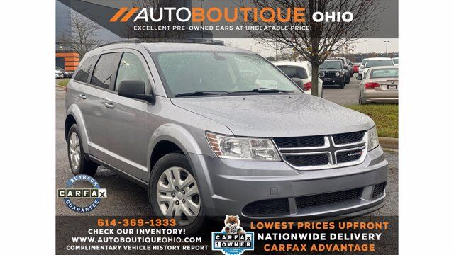 2018 Dodge Journey SE Columbus OH