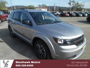 2018_Dodge_Journey_SE_ Decorah IA