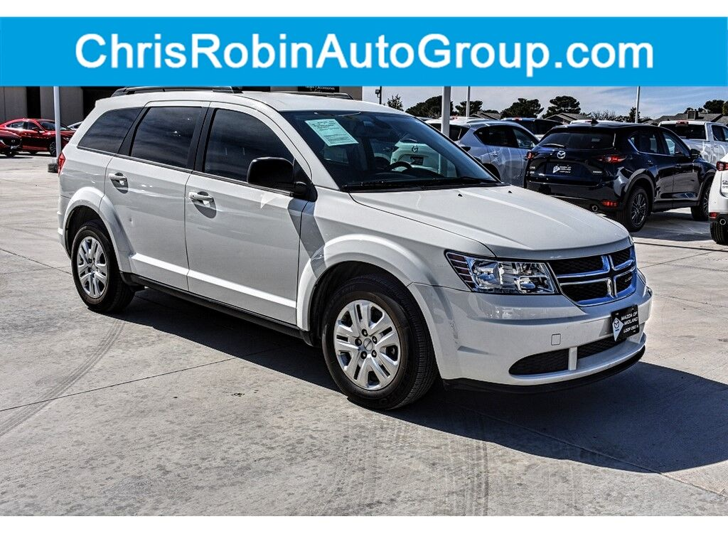 2018 Dodge Journey SE FWD