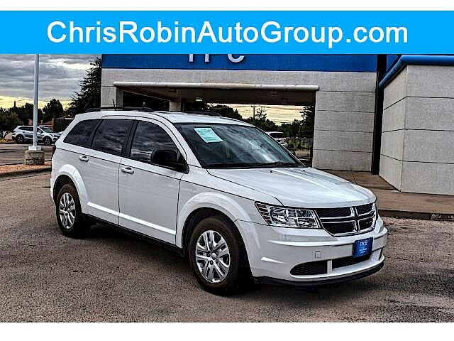 2018 Dodge Journey SE FWD Midland TX