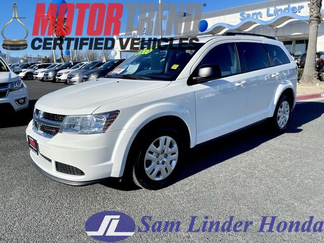 2018 Dodge Journey SE FWD Salinas CA