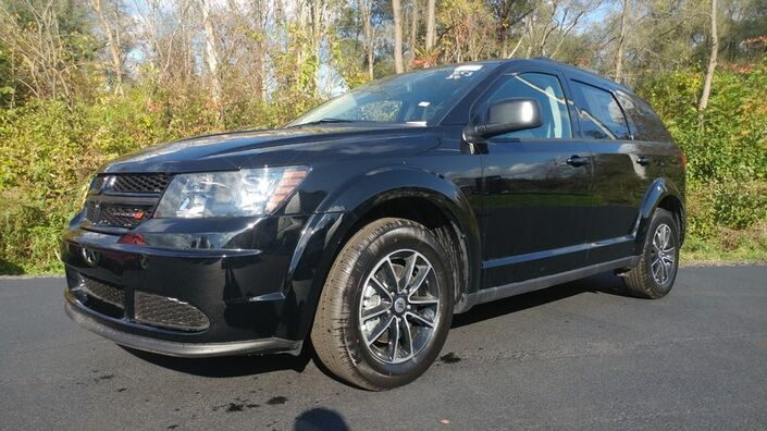 2018 Dodge Journey SE Rock City NY