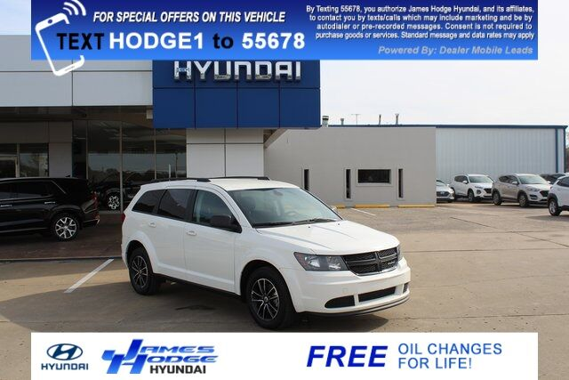 2018 Dodge Journey SE Muskogee OK