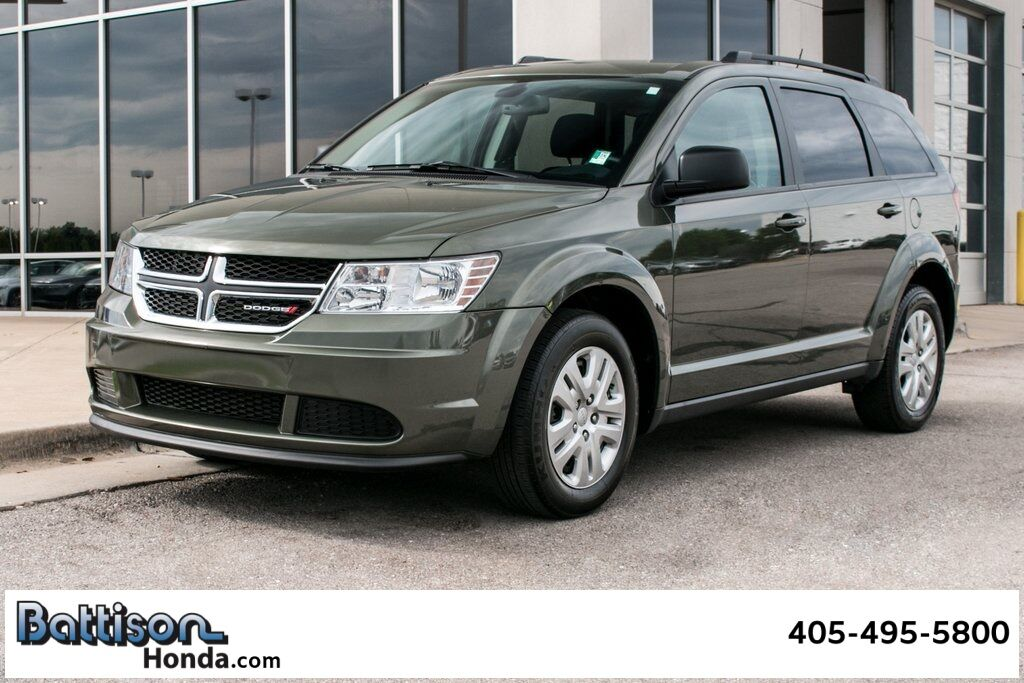 2018_Dodge_Journey_SE_ Oklahoma City OK