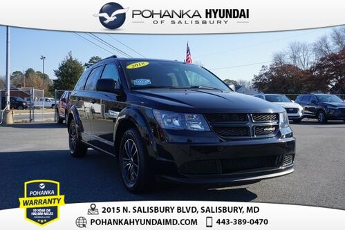 2018_Dodge_Journey_SE **PERFECT MATCH**_ Salisbury MD
