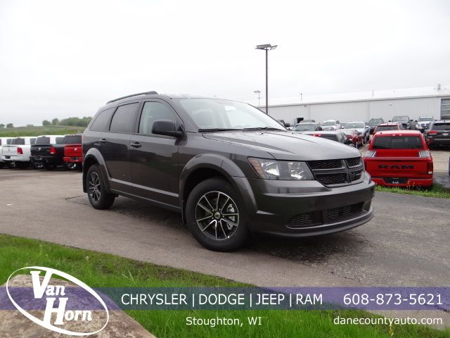 2018 Dodge Journey SE Plymouth WI