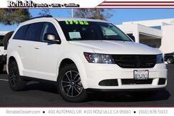 2018_Dodge_Journey_SE_ Roseville CA
