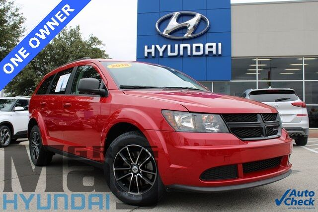 2018 Dodge Journey SE Waco TX