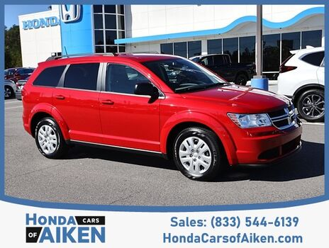 2018_Dodge_Journey_SE_ Aiken SC