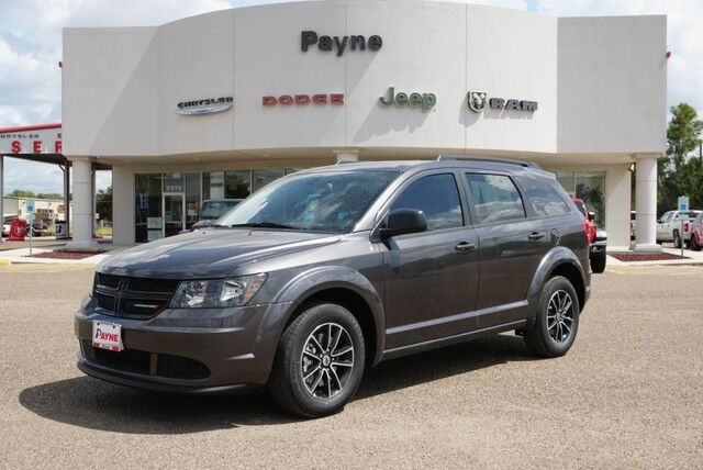 2018 Dodge Journey SE Weslaco TX