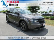 2018_Dodge_Journey_SE_ Winchester VA