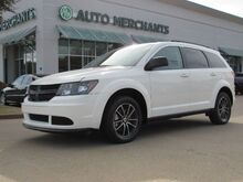 2018_Dodge_Journey_SE*3RD ROW SEAT,ENGINE IMMOBILIZER,KEYLESS START_ Plano TX