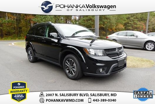 2018_Dodge_Journey_SXT ** ONE OWNER ** THIRD ROW ** ONLY 9K MILES **_ Salisbury MD