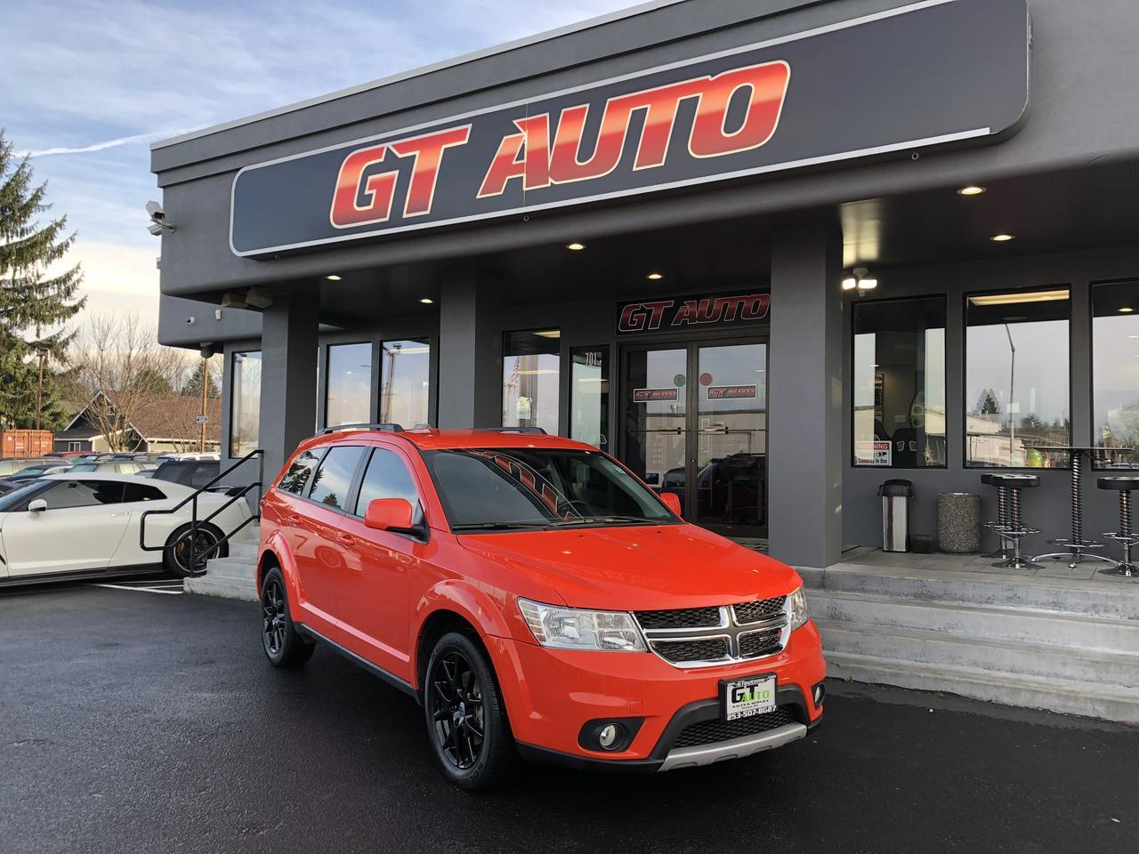 2018 Dodge Journey *SXT 4X4* Puyallup WA