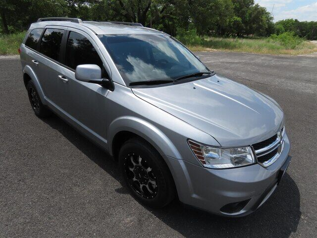 2018 Dodge Journey SXT Marble Falls TX