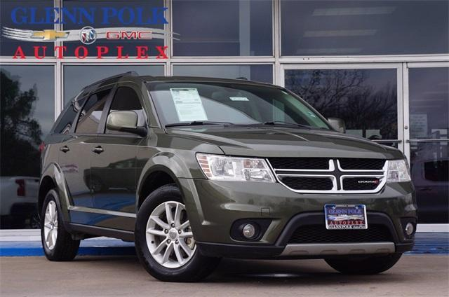 2018 Dodge Journey SXT Gainesville TX