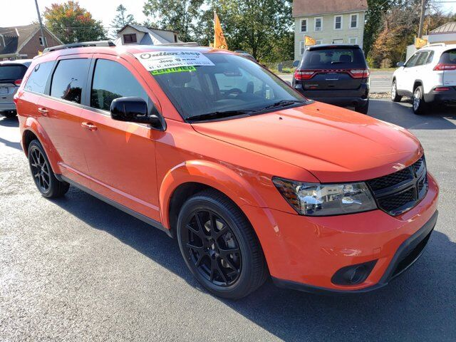 2018 Dodge Journey SXT HAMBURG PA